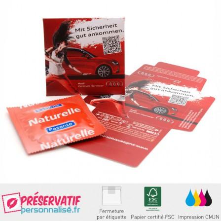 préservatifs personnalisables uno